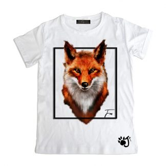 T Shirt Bambino So014 Fox