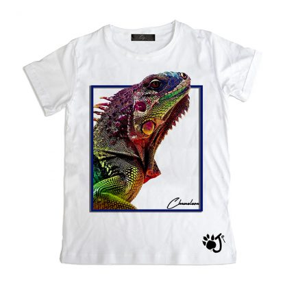 T Shirt Bambino So016 Chameleon
