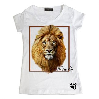 T Shirt Donna Sd002 The Lion King